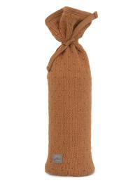 Jollein Bliss knit kruikenzak 35x13 cm bruin, Bruin