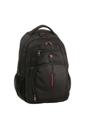 17 inch laptop rugzak Cornell zwart