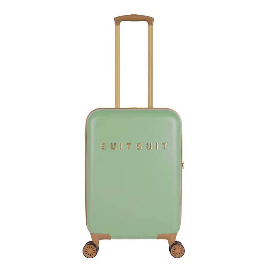 Suitsuit  koffer groen, Groen