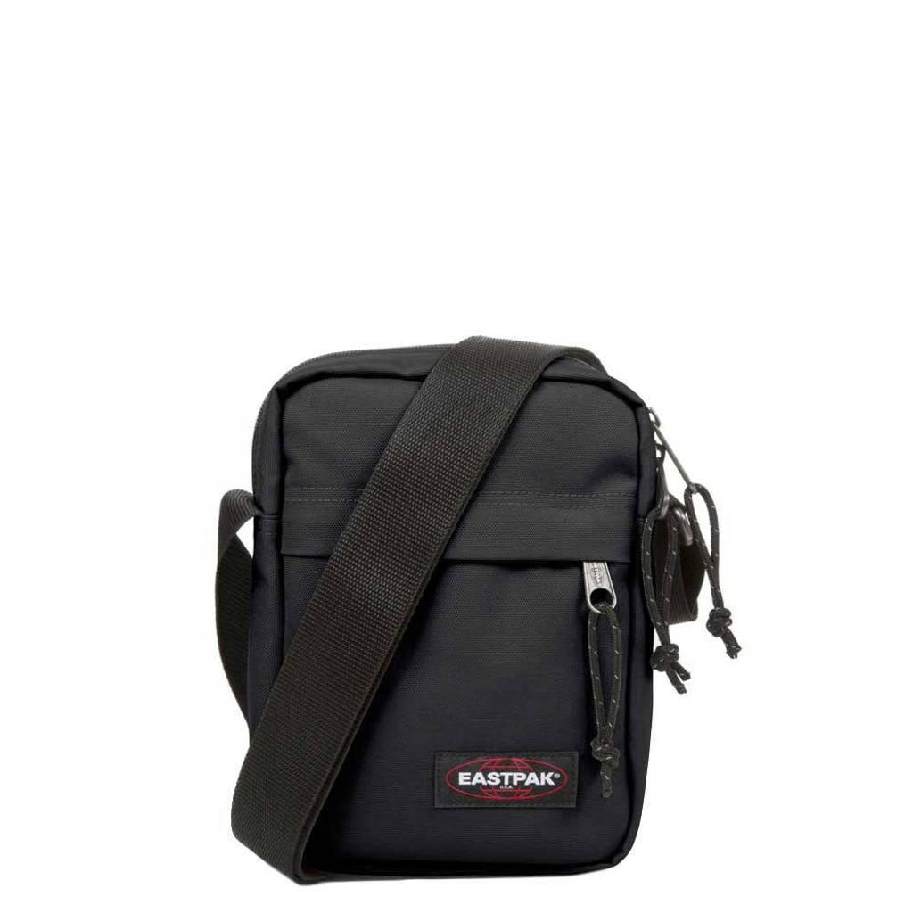 Eastpak  crossbody tas The One zwart, Zwart