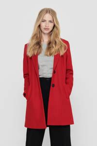 ONLY coat Carmen rood, Rood