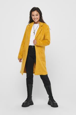 coat geel