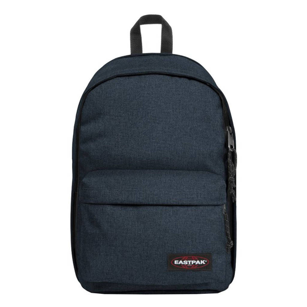 Eastpak   Back To Work Rugzak triple denim, Blauw