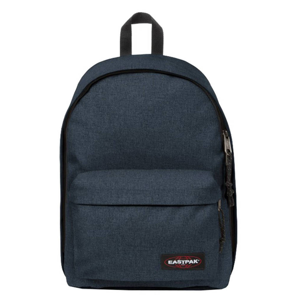 Eastpak  rugzak Out of Office denimblauw, Denimblauw
