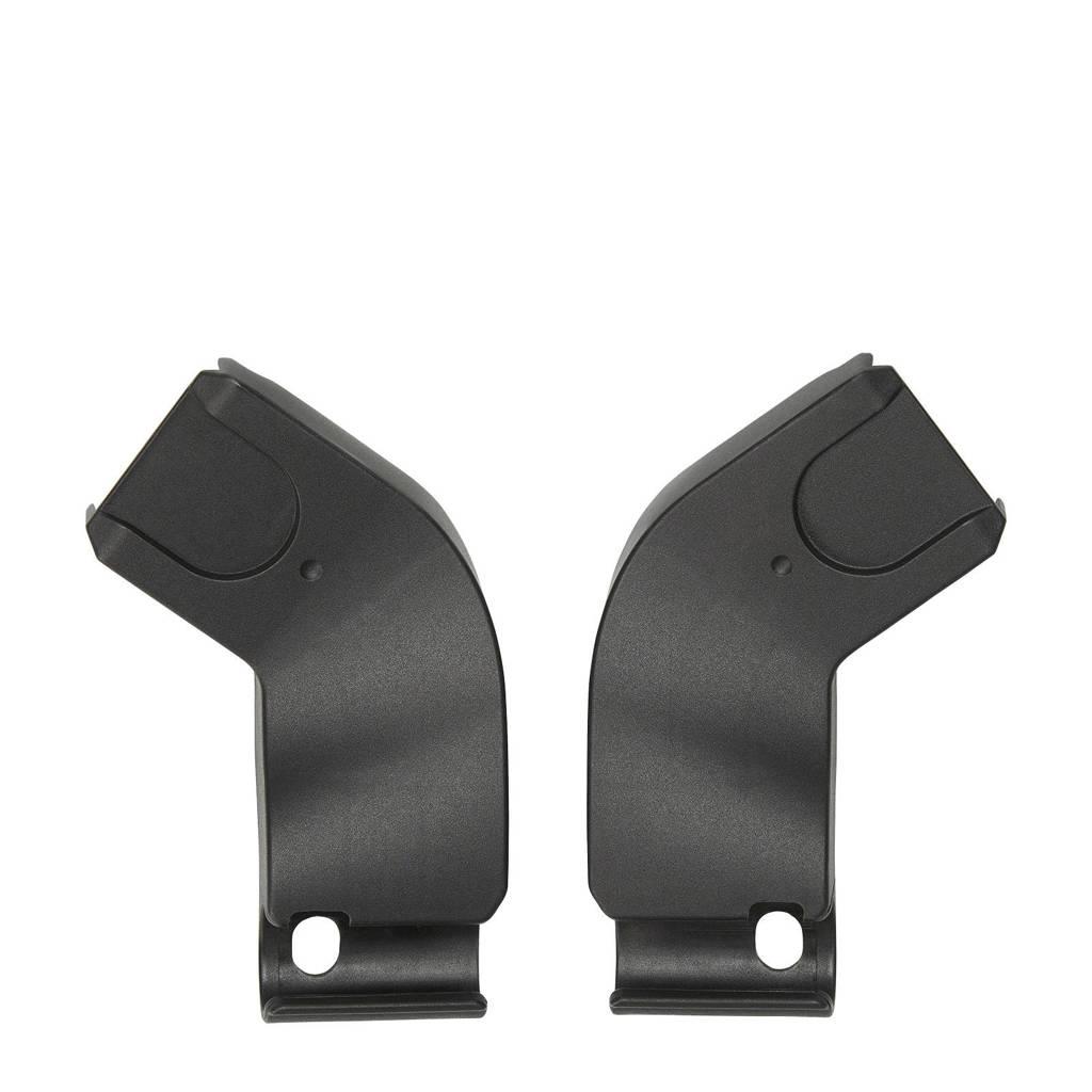 Easywalker Jackey autostoel adapters, Black