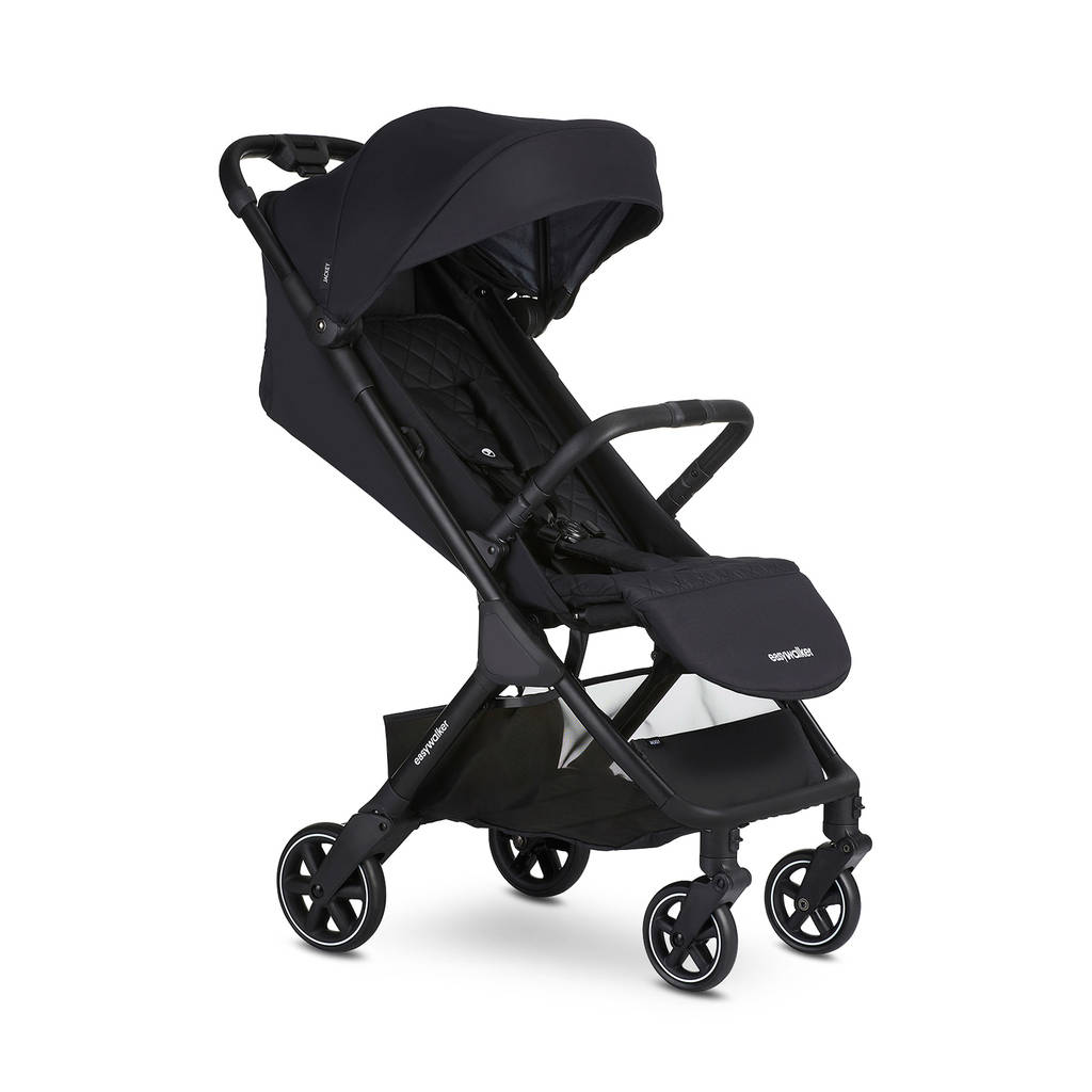 Easywalker Jackey touch-and-go buggy Shadow Black