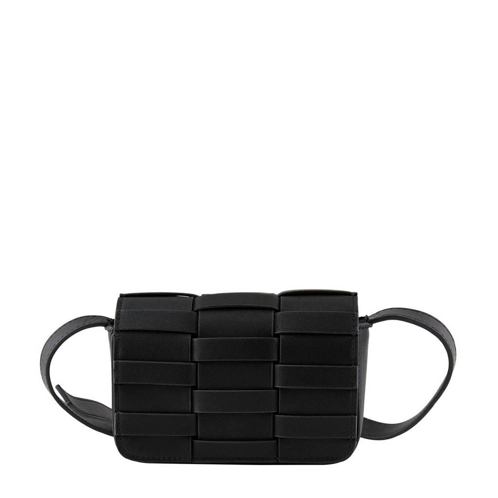 PIECES  crossbody tas Corli zwart, Zwart