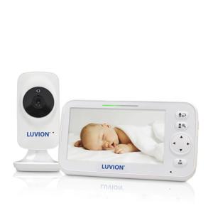 """Icon Deluxe babyfoon met camera en 5"""" kleurenscherm"""