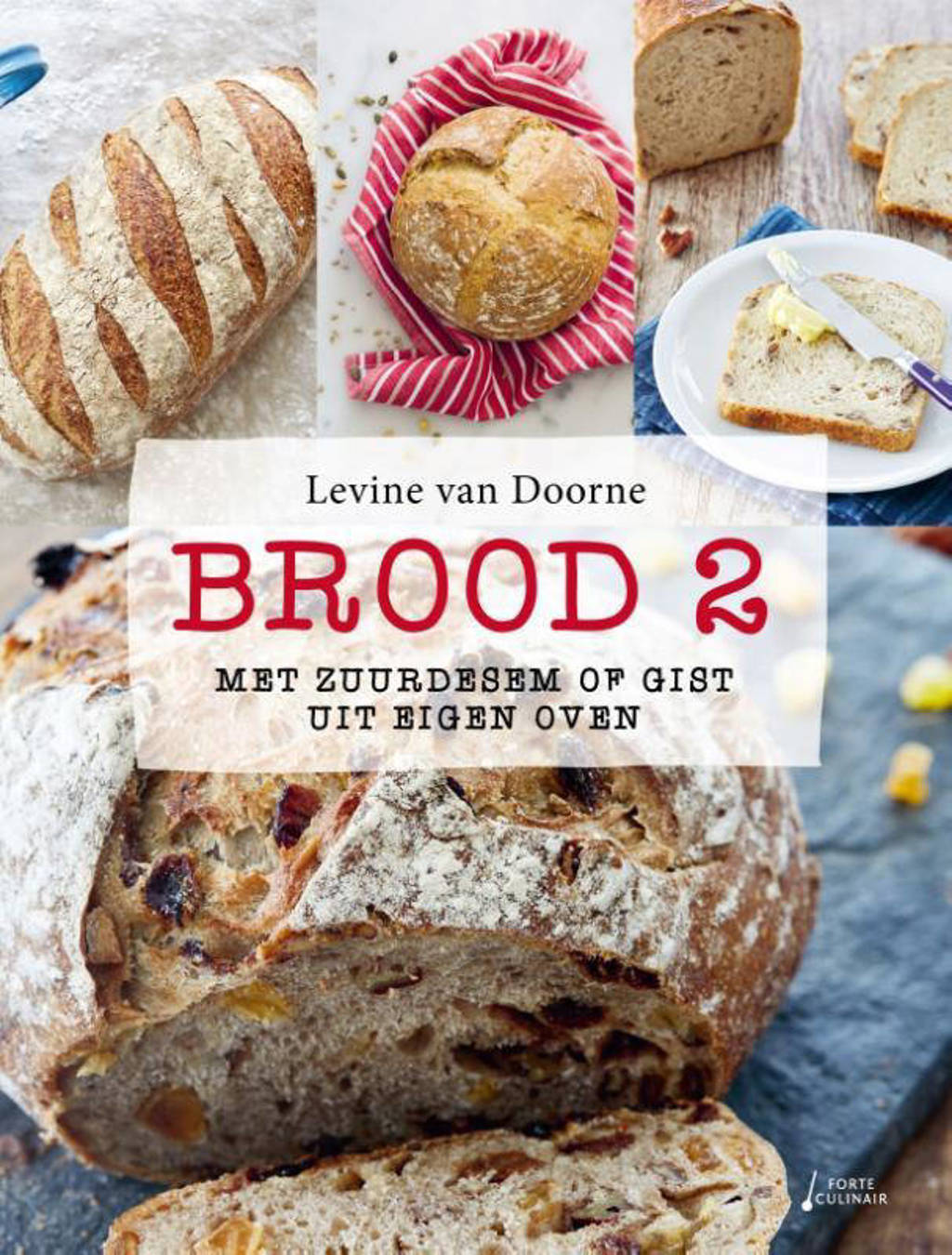 Brood 2 - Levine van Doorne