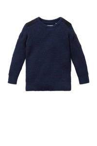 C&A trui donkerblauw, Donkerblauw