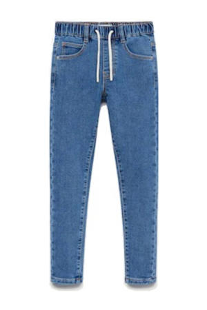 comfy-fit jeans blauw
