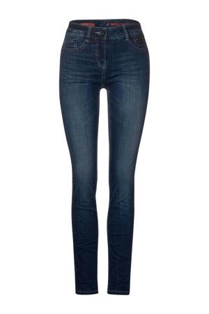 skinny jeans Charlize dark denim stonewashed