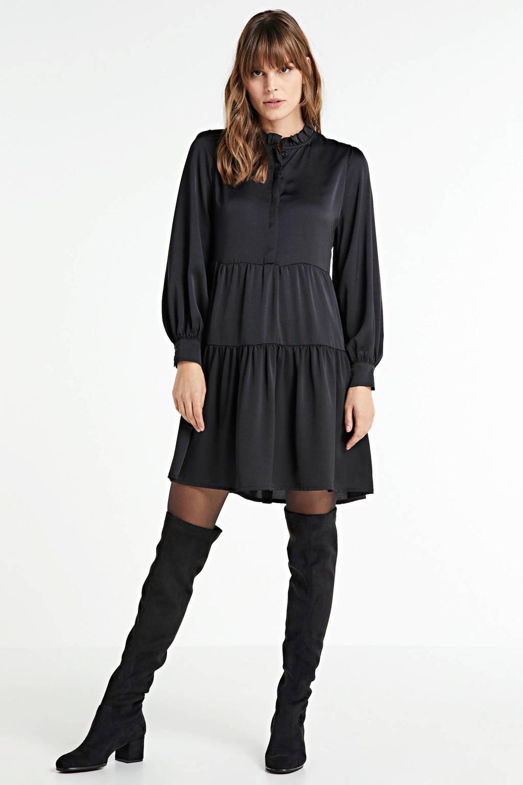 OBJECT blousejurk zwart, Zwart