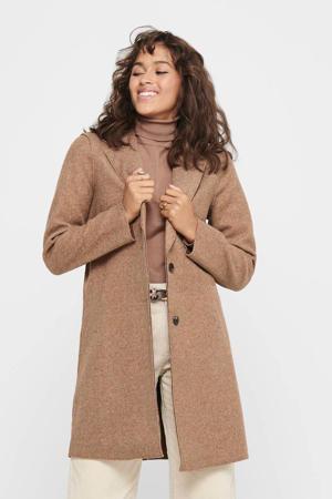 coat Carrie bruin