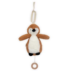muziekhanger Pinguin 20 cm caramel