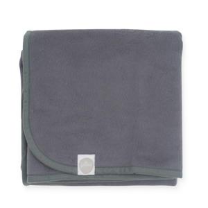 baby ledikant deken 100x150cm grey