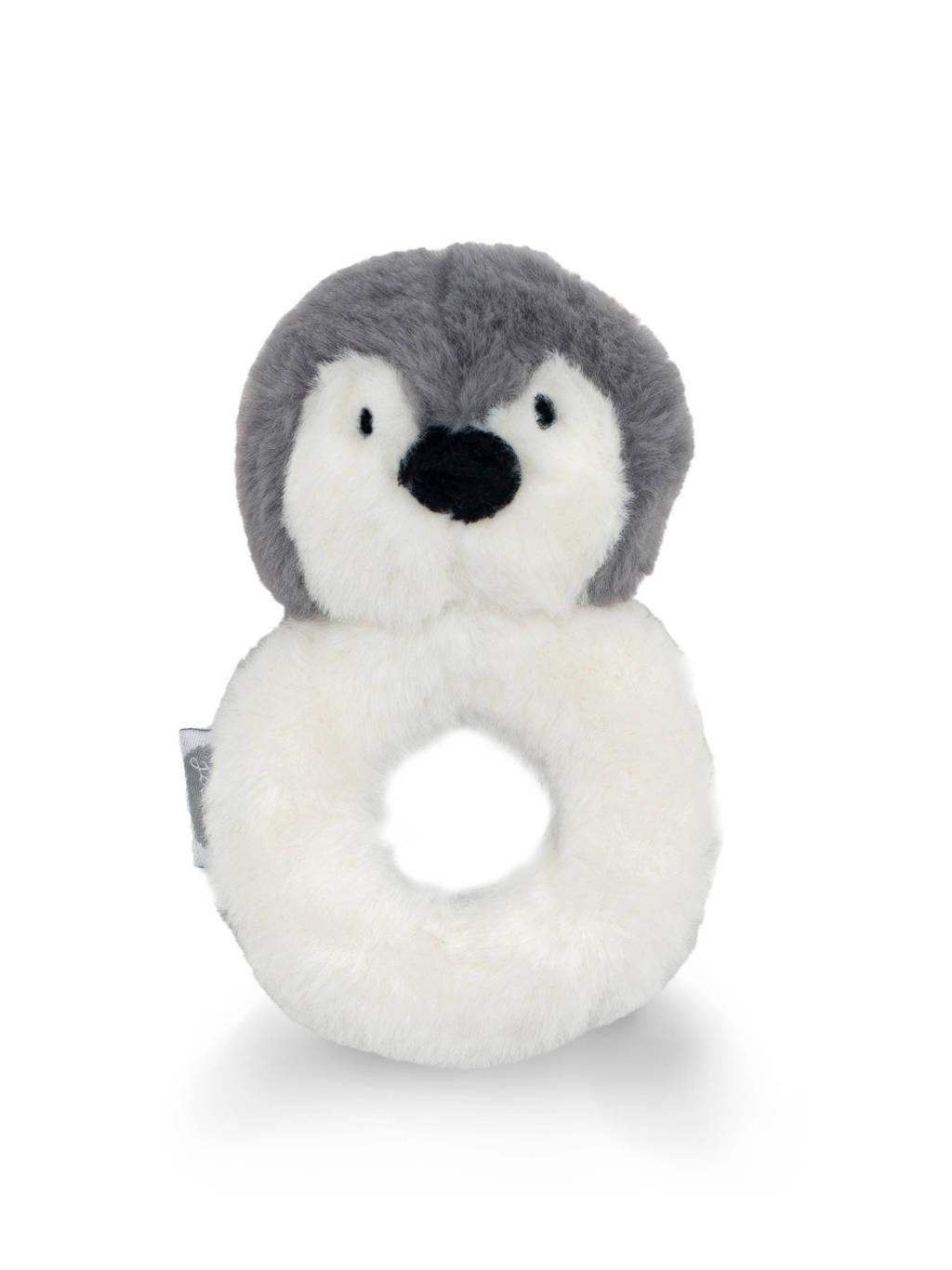 Jollein rammelaar Pinguin grey, Grijs