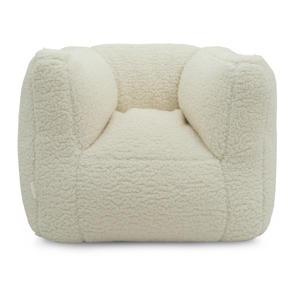 fauteuiltje Beanbag white