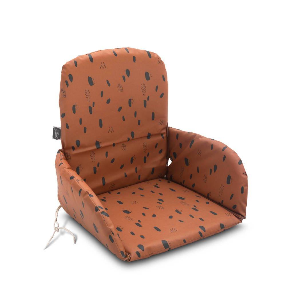 Jollein stoelverkleiner Spot caramel, Caramel