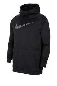 Nike   sport hoodie zwart, Zwart