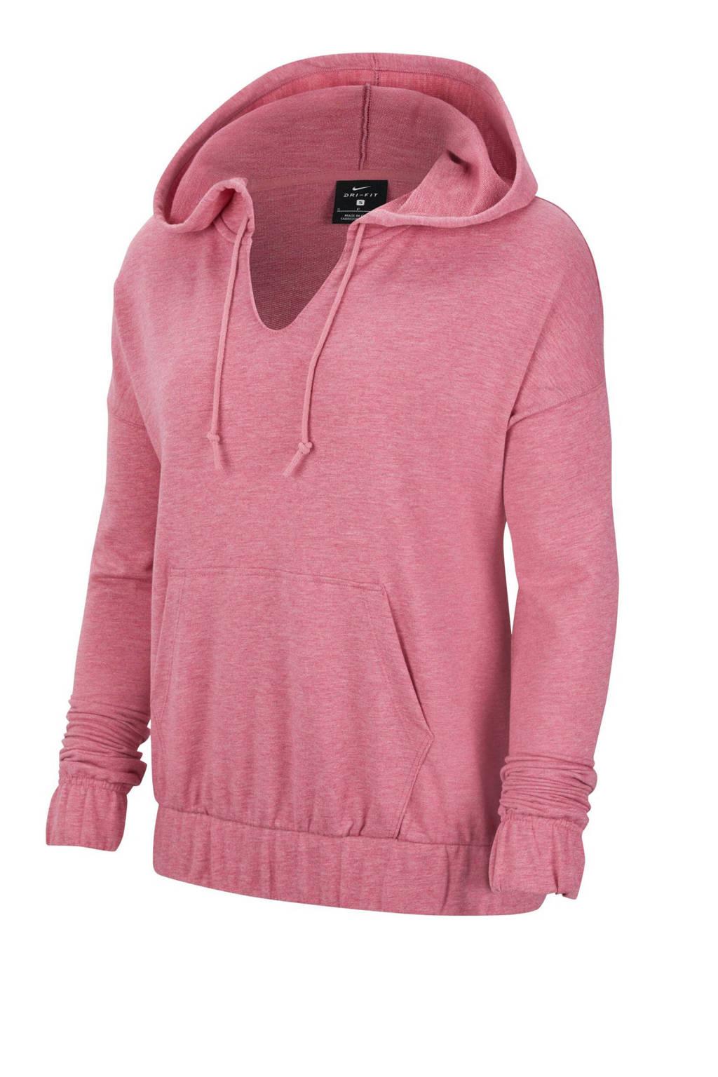 Nike sport hoodie roze, Roze