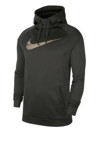 Nike   sport hoodie donkergroen, Donkergroen