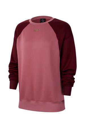 sportshirt roze