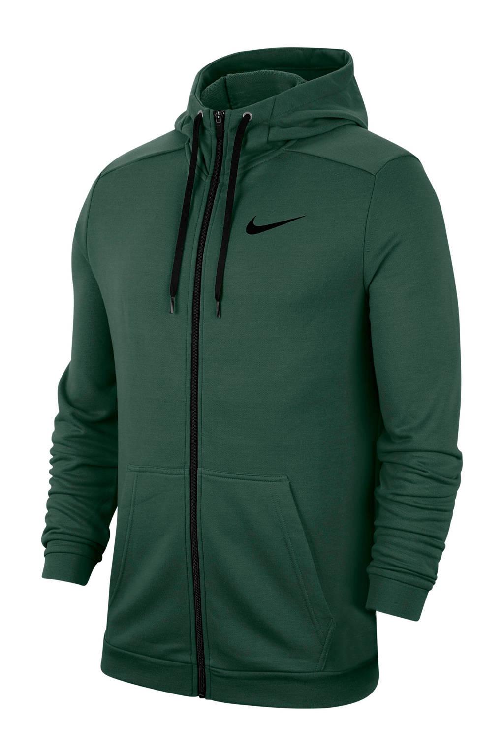 Nike   sportvest donkergroen, Donkergroen
