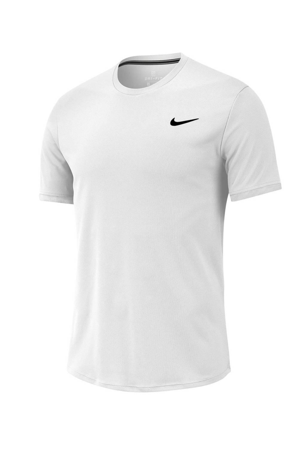 Nike   Sport T-shirt wit, Wit
