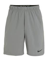 Nike   sportshort grijs, Grijs/zwart