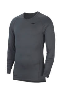 Nike   sportshirt grijs, Grij