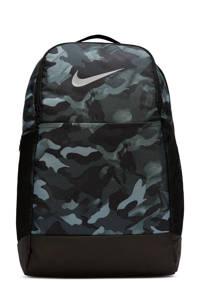 Nike   rugzak Brasilia 9.0 grijs/zwart, Grijs/zwart