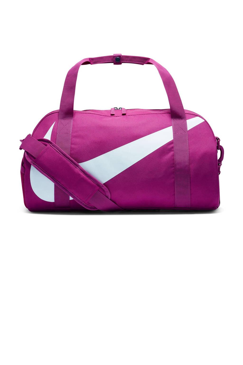 Nike   sporttas roze, Roze