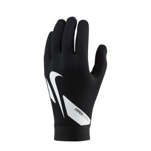 Senior  sporthandschoenen Academy Hyperwarm zwart/wit