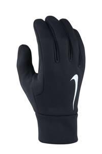 Nike Senior  sporthandschoenen Hyperwarm Fieldplayer zwart/wit, Zwart/wit