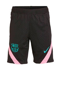 Nike voetbalshort FC Barcelona zwart/roze, Zwart/roze