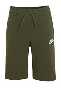 Nike korte broek kaki, Kaki