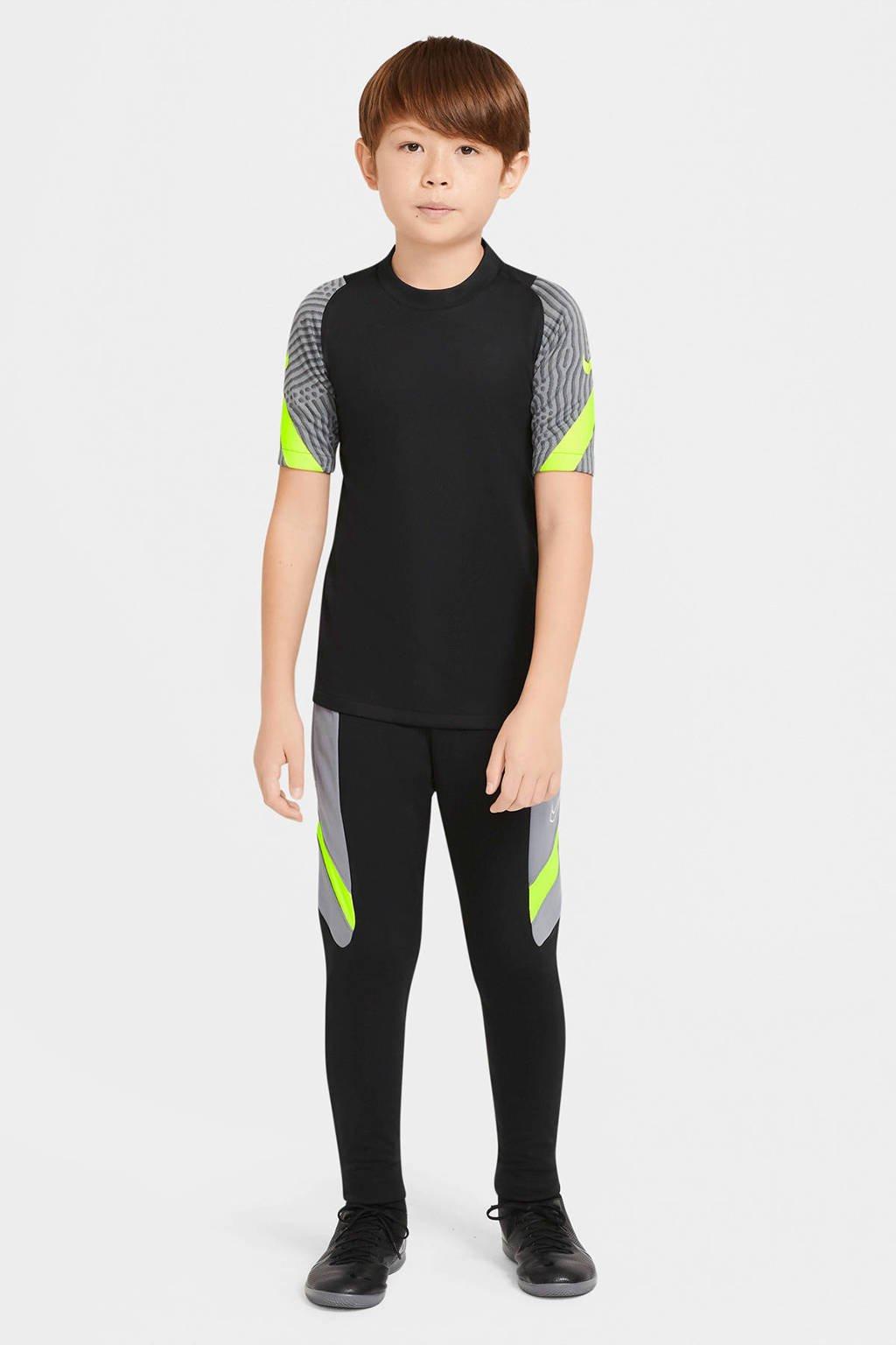 Nike   Voetbalshirt grijs/zwart, Grijs/zwart