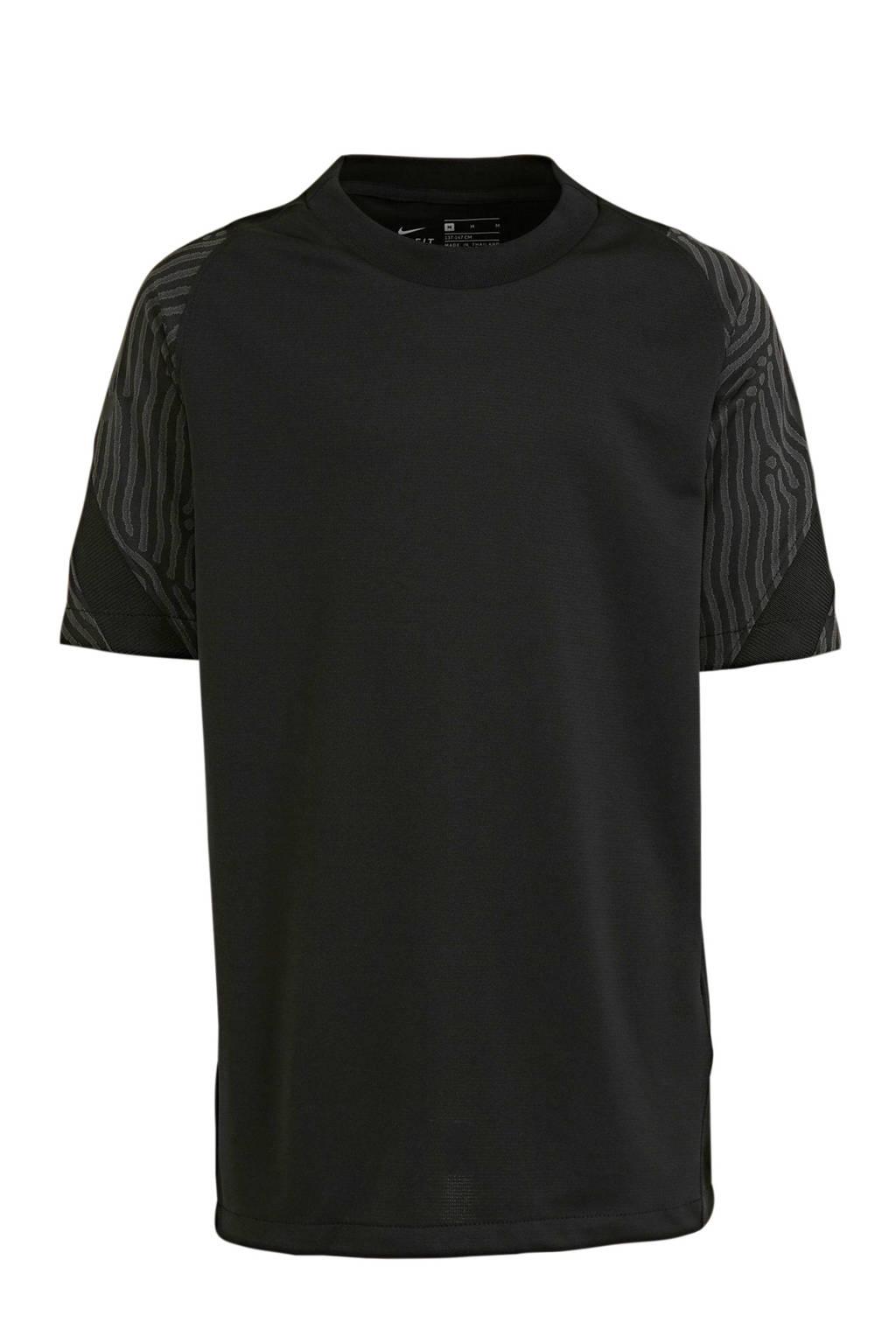 Nike Junior  Voetbalshirt zwart/antraciet, Zwart/antraciet