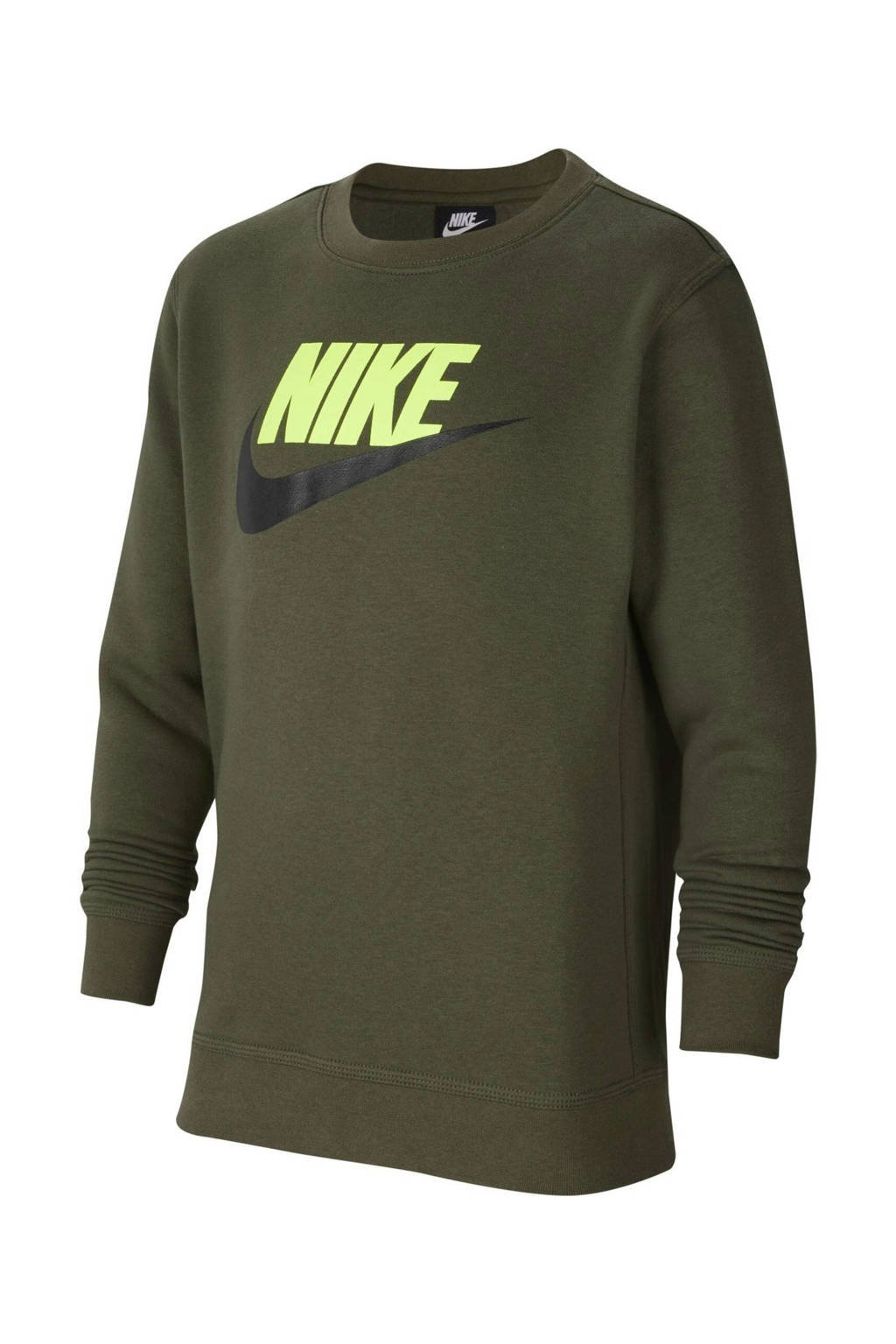 Nike Sweater kaki, Kaki
