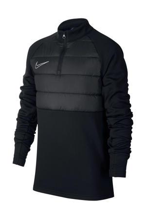 softshell sportsweater zwart