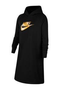 Nike sweatjurk zwart/goud, Zwart/goud
