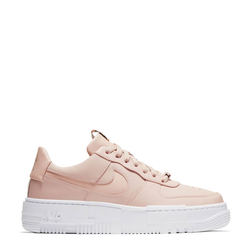 Nike Air Force 1 Pixel sneakers beige, Beige