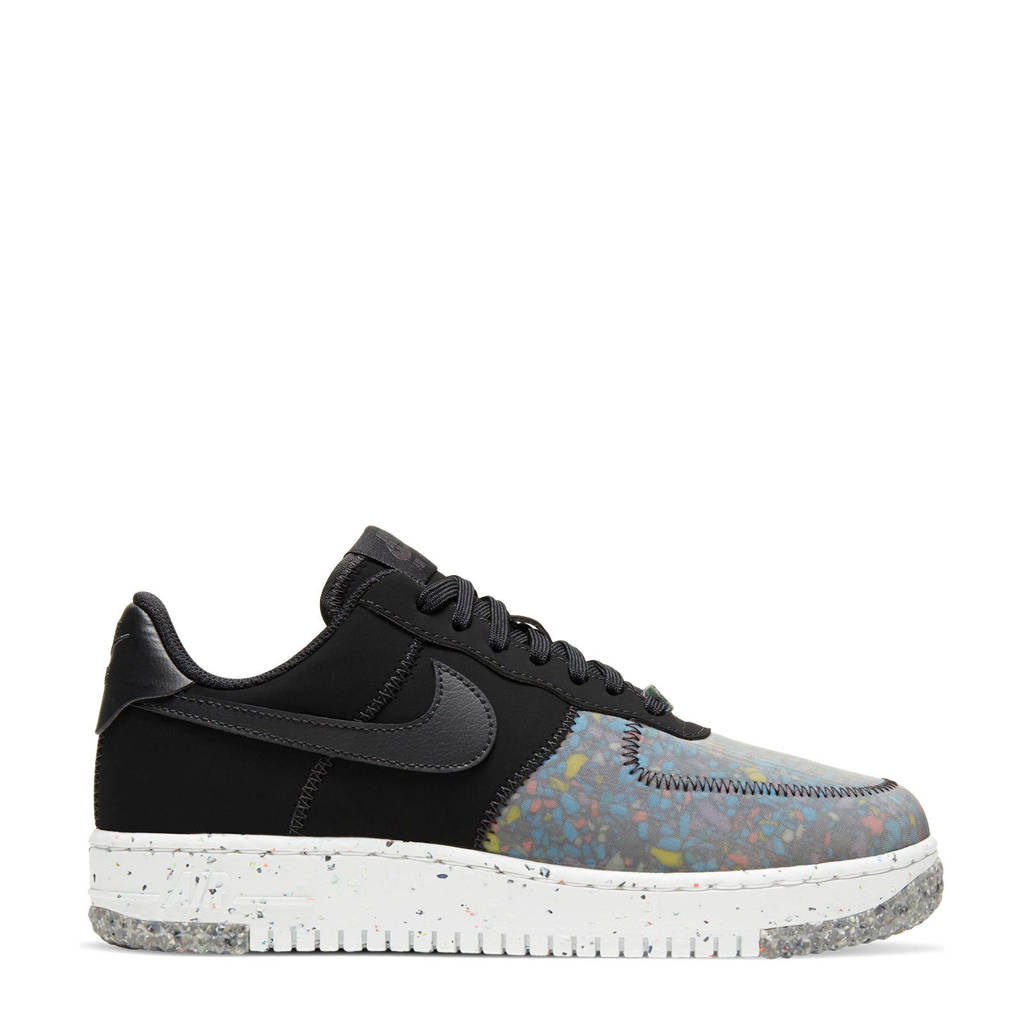 Nike Air Force 1 Crater sneakers zwart/grijs, Zwart/grijs