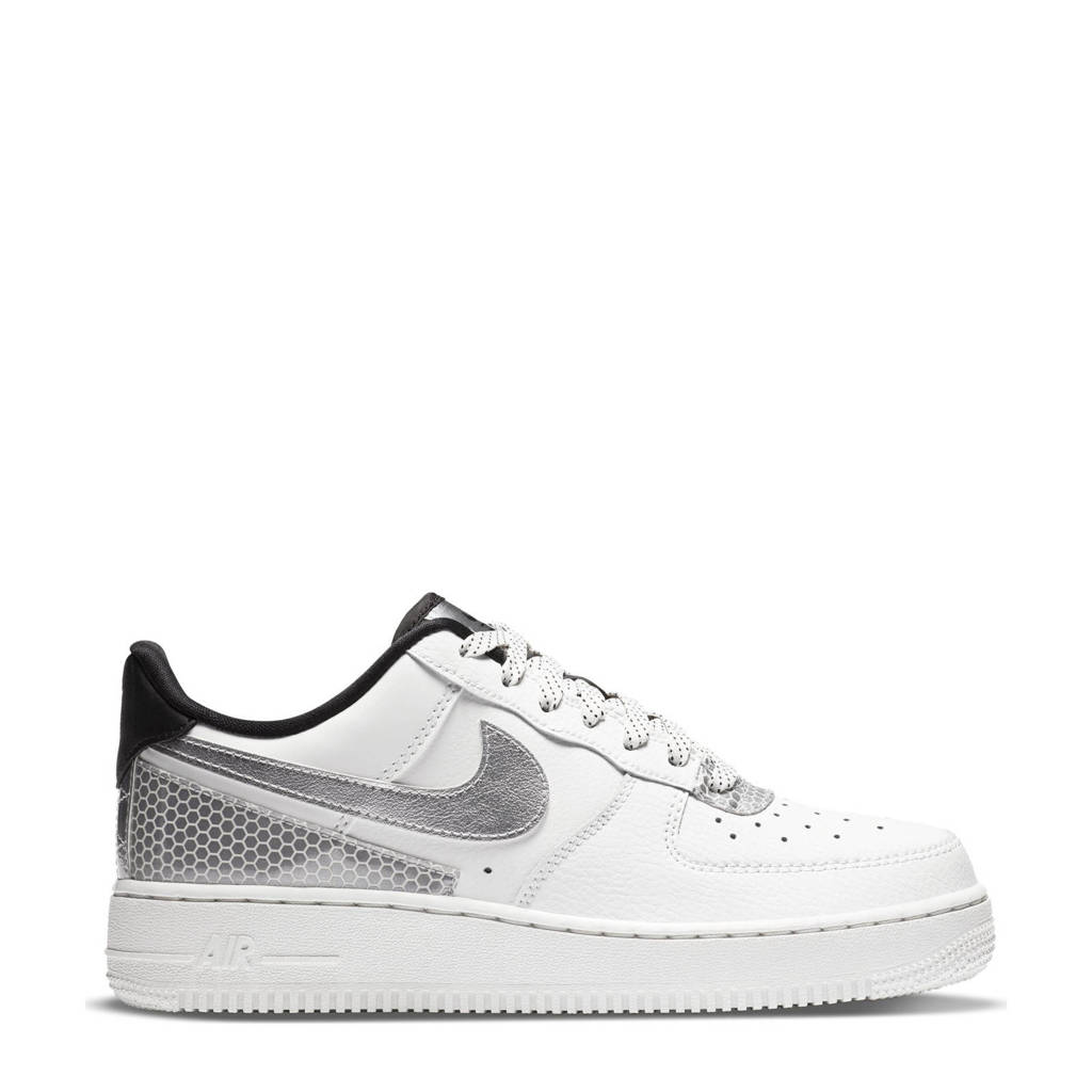 Nike Air Force 1 '07 SE sneakers wit/zilver, Wit/zilver
