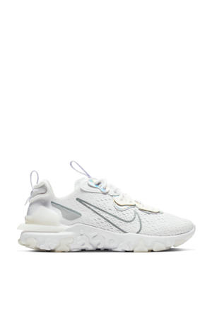 NSW REACT  Vision Ess sneakers wit/grijs