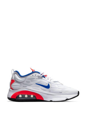 Air Max Exosense sneakers wit/blauw/rood