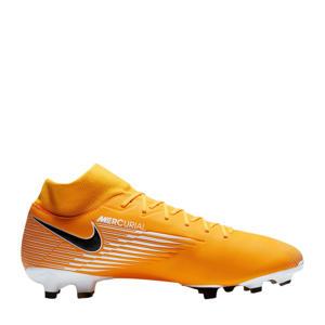 Superfly 7 Academy MG Sr. voetbalschoenen geel/wit