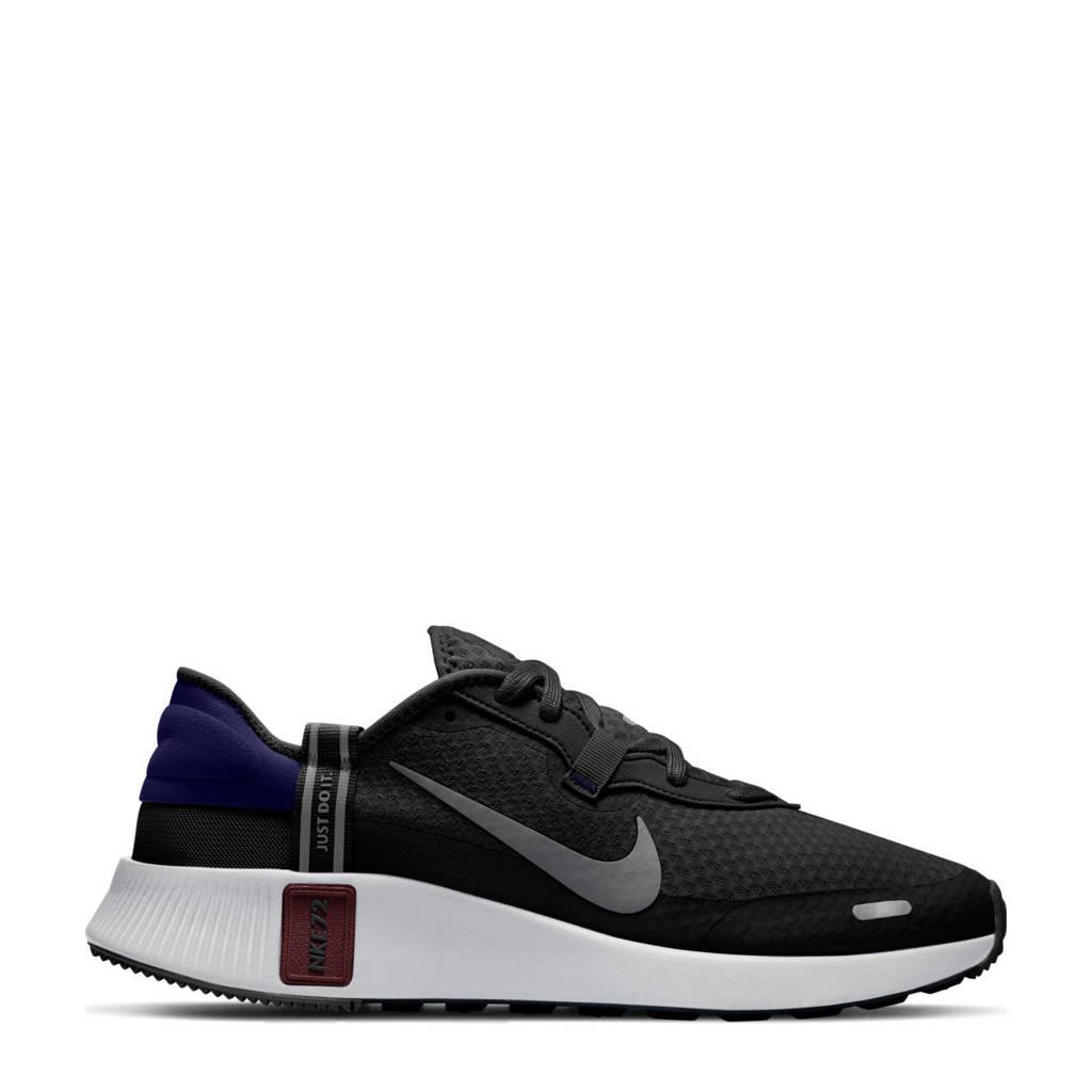 Nike Reposto  sneakers zwart/grijs/blauw, Zwart/grijs/blauw