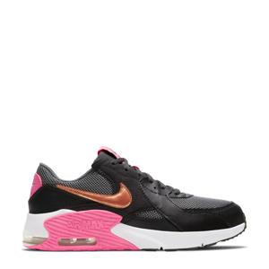 Air Max Excee (GS) sneakers zwart/koperf